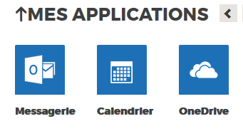 Mes applications